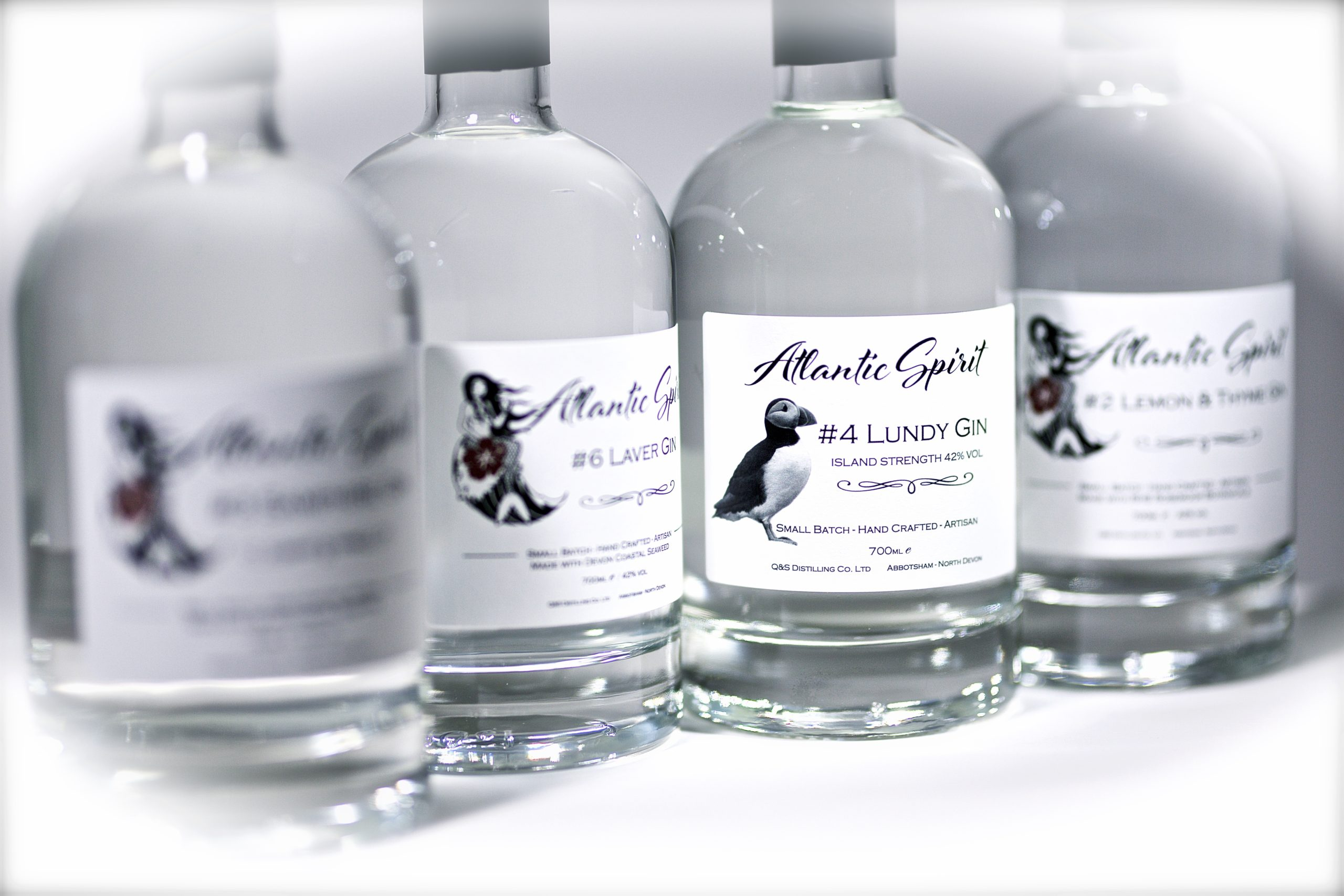 Atlantic Spirit Gin